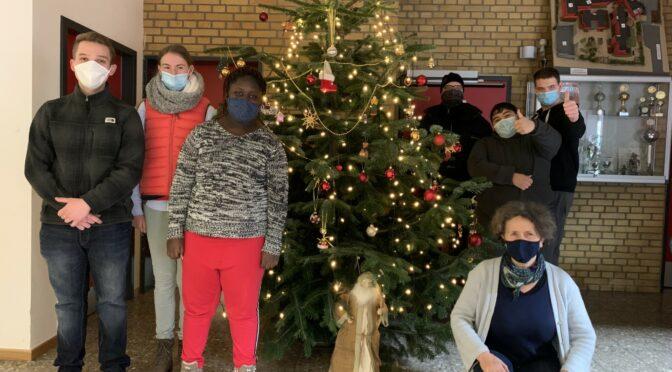 Klasse des Monats – Klasse 11 – Weihnachten steht vor der Tür